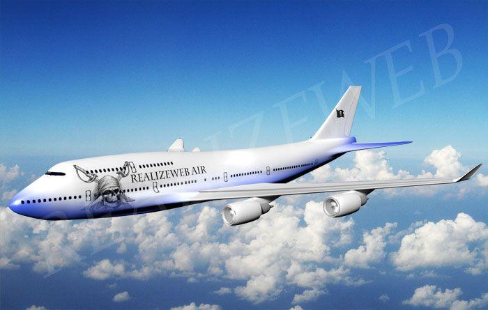 Aereo 747