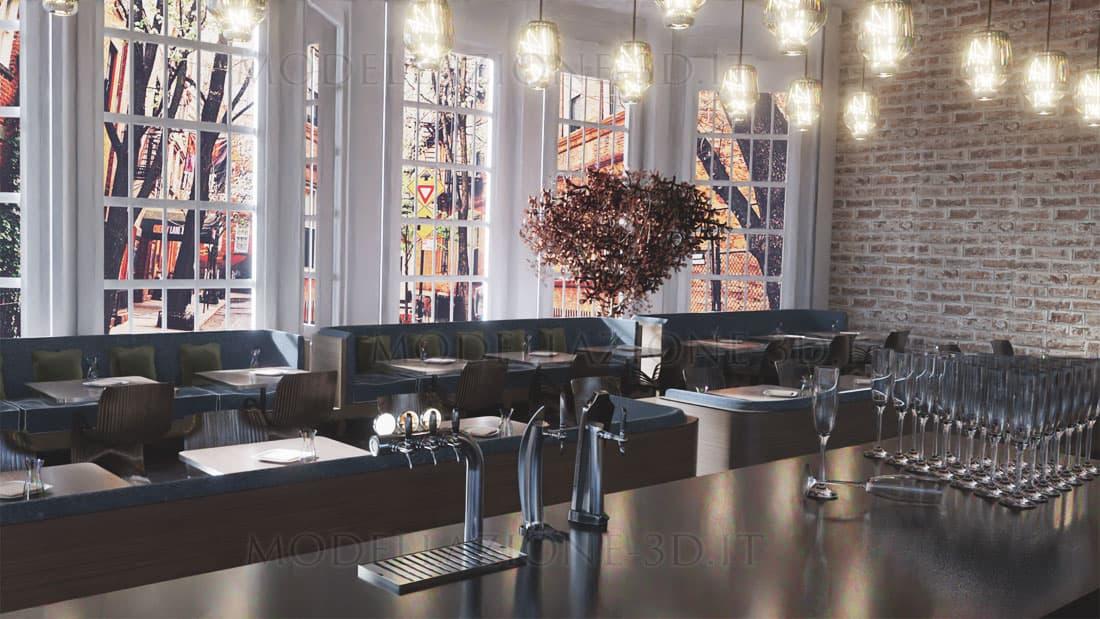 Cafè bistrot e wine bar