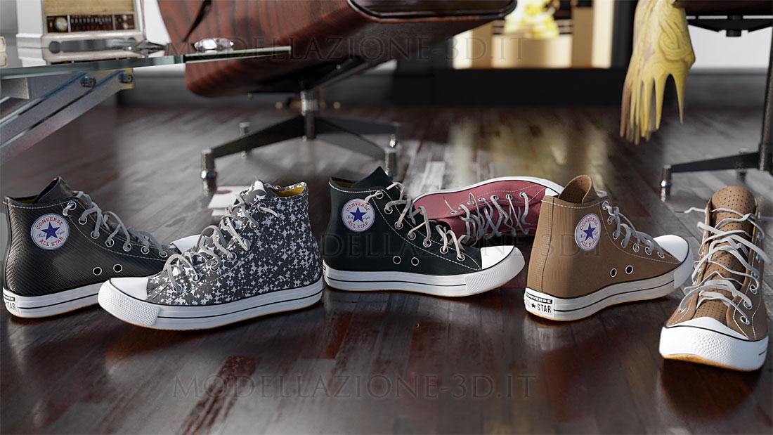 Configuratore online scarpe