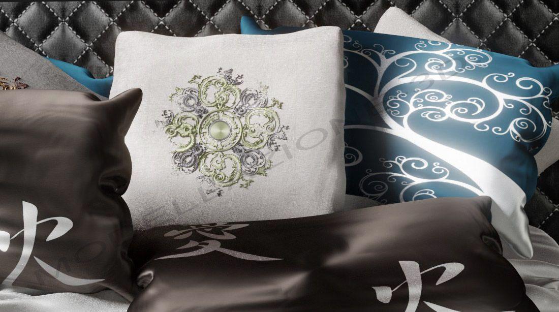 Imbottiti, cuscini e lenzuola