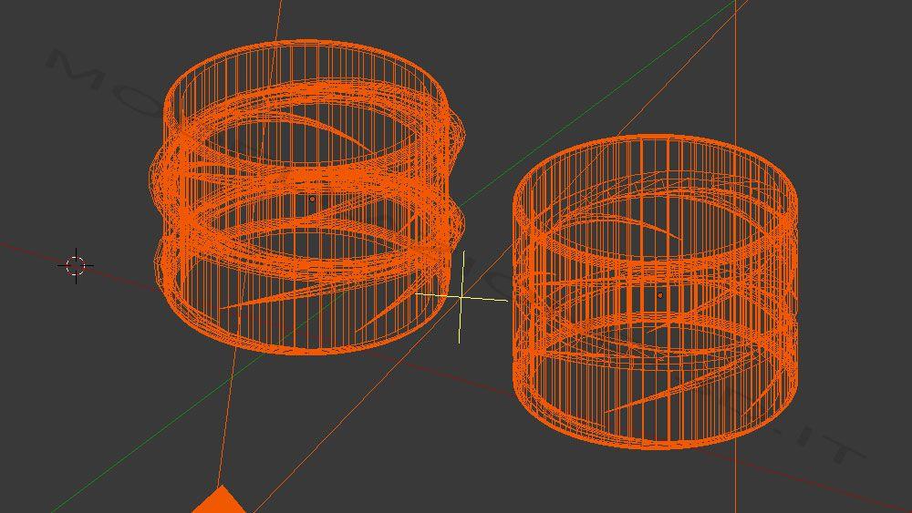 Anello per stampa 3D