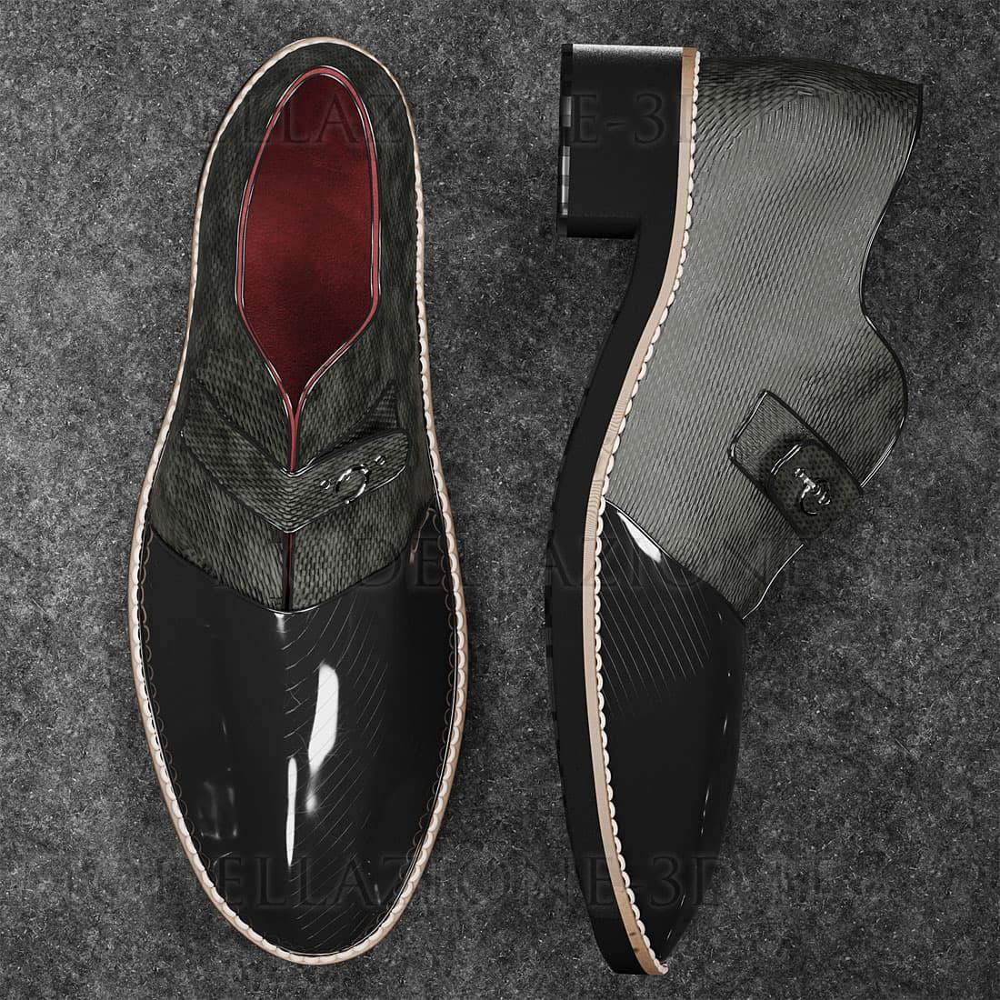 Scarpe artigianali per configuratore online
