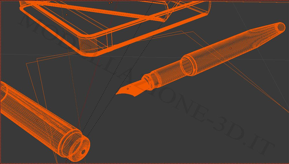 Penna stilografica Caran D'Ache
