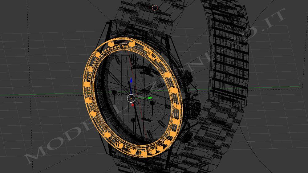 Rolex Daytona Titanium