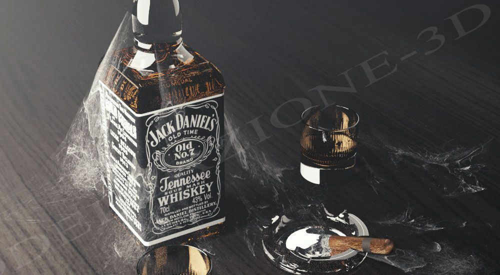 Scena Jack Daniels