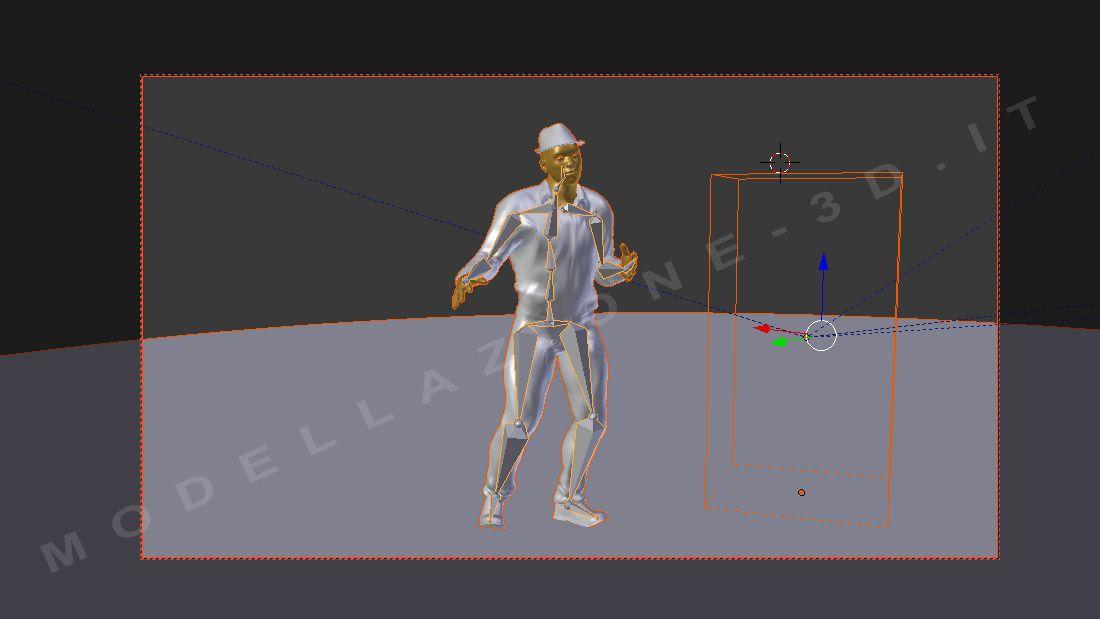 Motion capture mocab