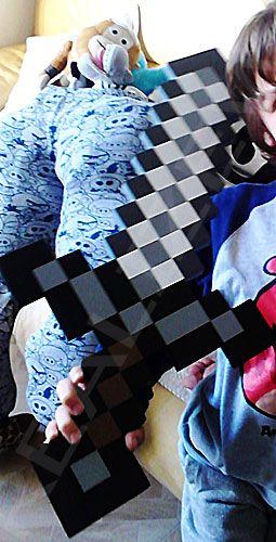 Spada Minecraft