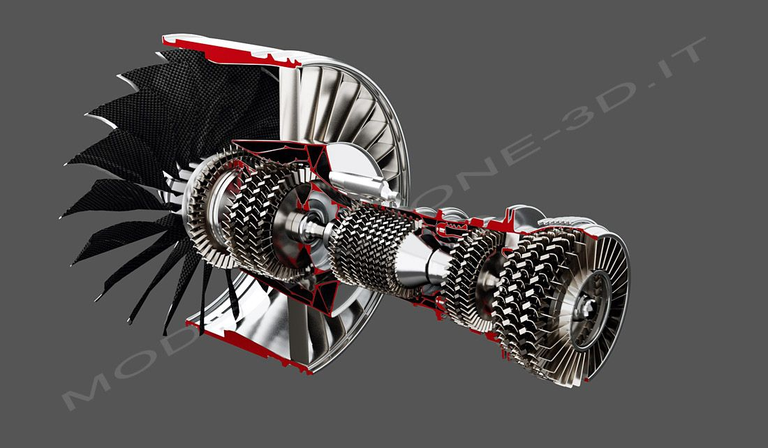 Turbofan General Electric