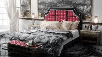 Scorcio camera da letto 3D