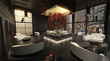 Lounge Bar concept
