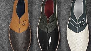 Scarpe artigianali modellazione e render
