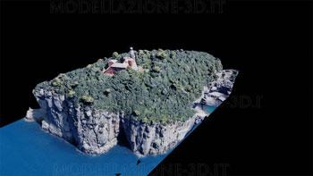 Mappe 3D ricavate da Google Maps