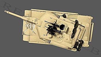 Carro armato M1 Ambrams