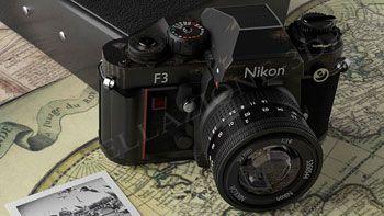Nikon F3 Vintage