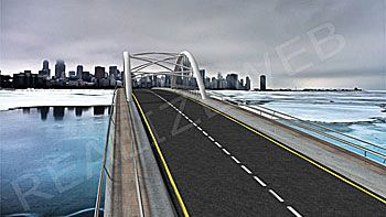Ponte 3D