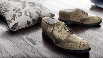 Scarpe in stile anni 30