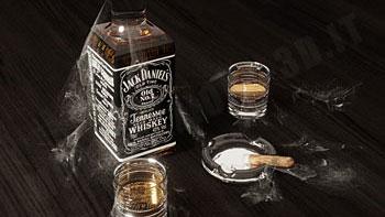 Composizione Jack Daniels